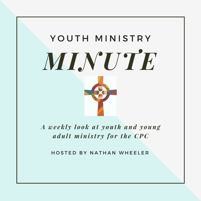 Youth Ministry Minute #9