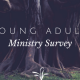 Young Adult Ministry Survey