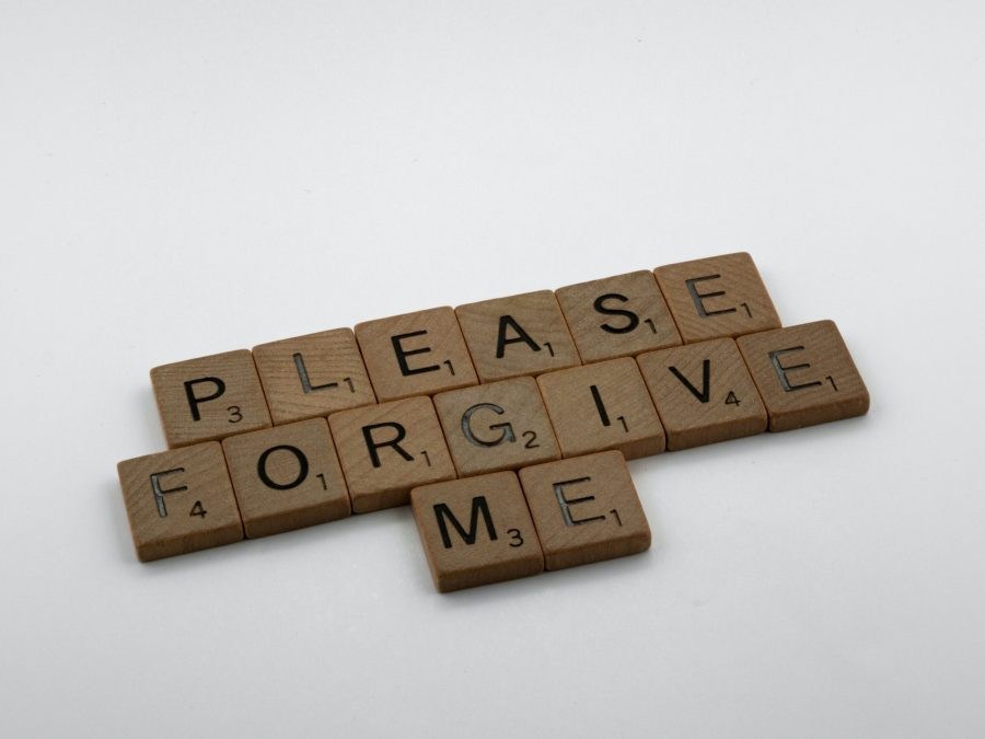 Forgiveness is More than Words